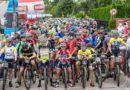 550 rowerzystów wystartowało w Chotomowie