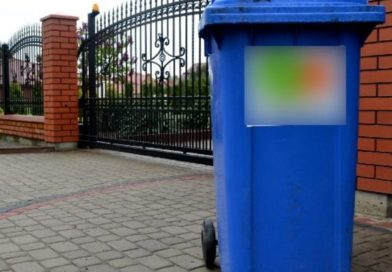 W grudniu zabiorą pojemniki na śmieci