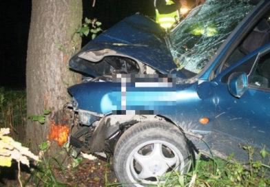 Święta na drogach powiatu: 3 wypadki, 12 kolizji