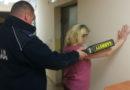 Pijana kobieta zwyzywała policjantów