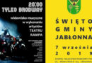 Teatr Rampa gwiazdą Święta Gminy Jabłonna
