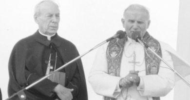 Wyjątkowa uroczystość ku pamięci Jana Pawła II i kard. Stefana Wyszyńskiego