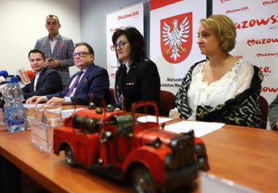 Samorząd województwa: 110 mln zł na programy wsparcia dla Mazowszan