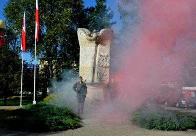 76. rocznica wybuchu Powstania Warszawskiego. Chwała Bohaterom!