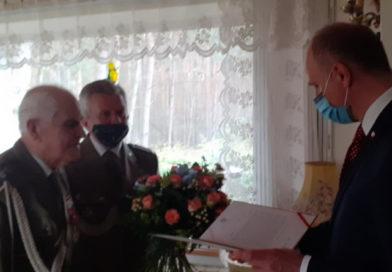 106 lat bohatera z Chotomowa. Prezydent Duda do pułkownika Sierawskiego: składamy hołd pańskim patriotycznym zasługom