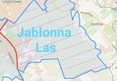 Nie powstanie sołectwo Jabłonna Las. Urząd Gminy pominął setki głosów mieszkańców zza obwodnicy